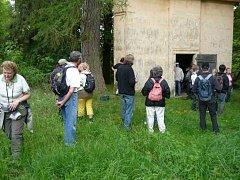 Putování za lesními kaplemi
