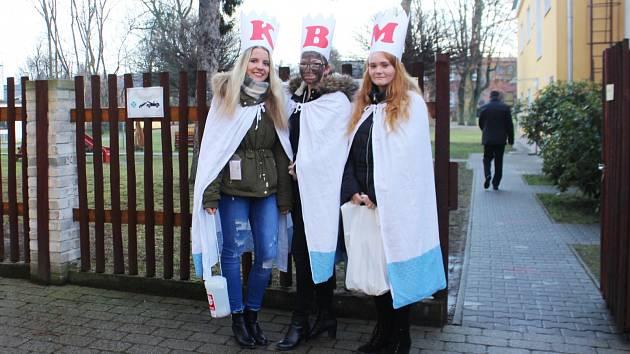 Díky zapojení koledníků a občanů města Hořice do Tříkrálové sbírky se podařilo vybrat rekordních 72186 korun.