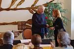 Z pořadu s Táňou Fischerovou v Libáni.