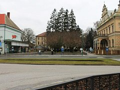 Centrum Lázní Bělohradu.