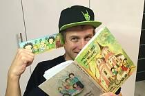 Kouzelné dary pro Nezmary je název třetího dílo pohádek novopackého ultracyklisty Dana Polmana. Knihu autor představí z jičínské knihovny on line.