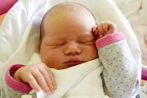 TÝNA HAVRYLYUK se na svoji maminku Marynu Bogunenko poprvé usmála 15. srpna, kdy se narodila s porodní váhou 3,20 kg a mírou 49 cm. Doma v Hořicích se na obě těší tatínek Serhij Havrylyuk,  desetiletá Dáša a čtyřletá Ineska.