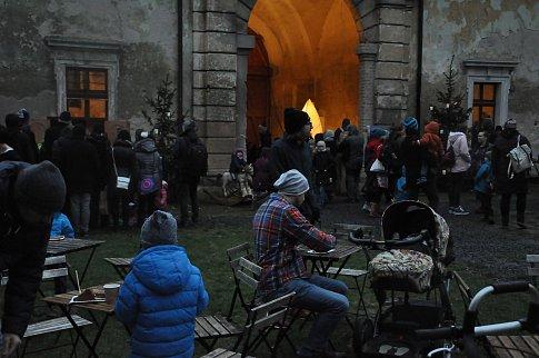Divovánoce přinesly adventní pohodu i kulturní zážitek.