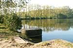 Od Dobrovodského rybníka.