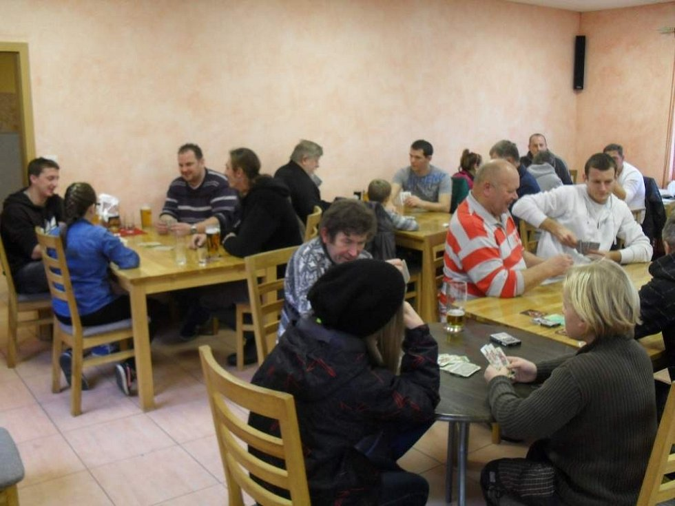 Z libošovického turnaje v prší.