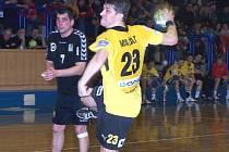 Petr Mašát umí proměňovat sedmimetrové hody.