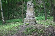 Pomník Tomáši Svobodovi.