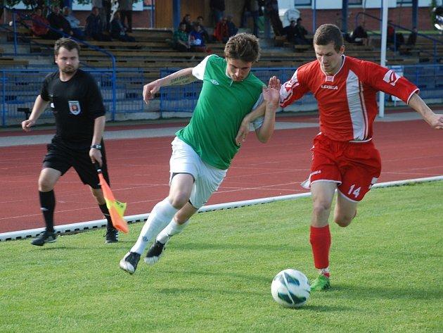 SK Jičín - FK Chlumec nad Cidlinou.