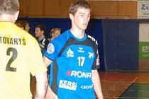 Zraněný Tomáš Babák Jičínu hodně chybí.