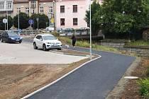 Cyklostezka přes Jičín bude letos kompletní