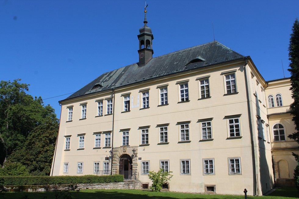 Areál zámeckého parku náleží k prostorám Střední zahradnické školy. Je ale volně přístupný. V zámku i přilehlých budovách ale probíhá výuka.