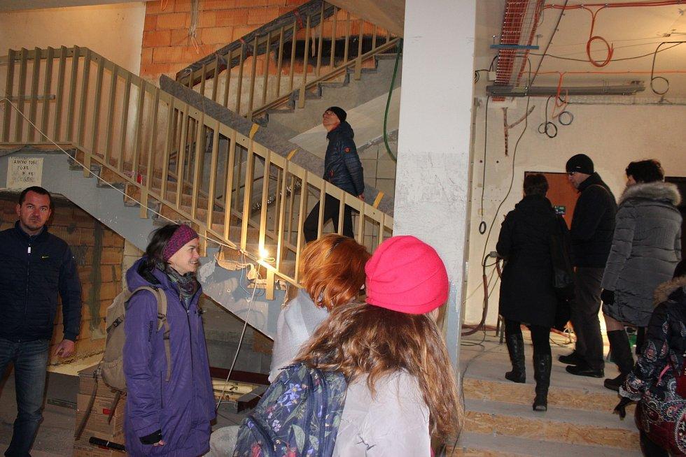 Komunitní centrum by se na jičínském autobusovém nádraží mělo otevřít již letos na podzim.