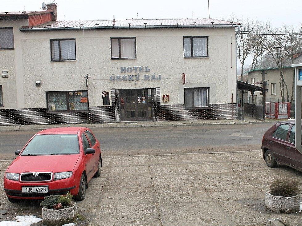 Libošovický hotel Český ráj.