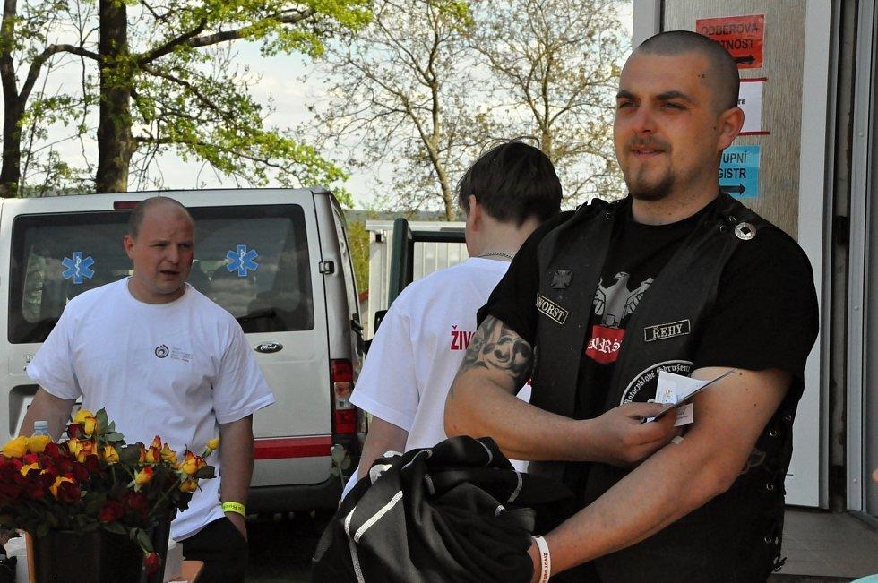 Miletínský rekord v boji s leukémií. Do registru dárců se zapsalo 741 dobrovolníků.