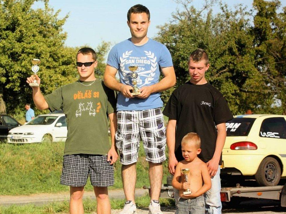 Rallye show Nemyčeves.