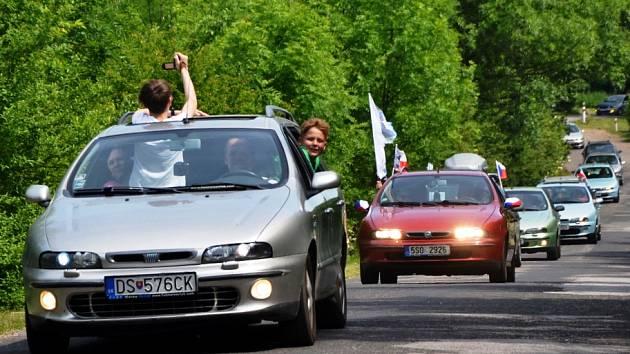 25. mezinárodní sraz Fiat Marea Clubu