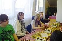 Šachisté Jiskry Hořice.