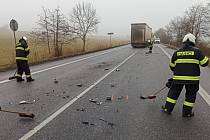 Nehoda u Oseku u Sobotky