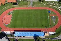 Sportovní areál v Jičíně
