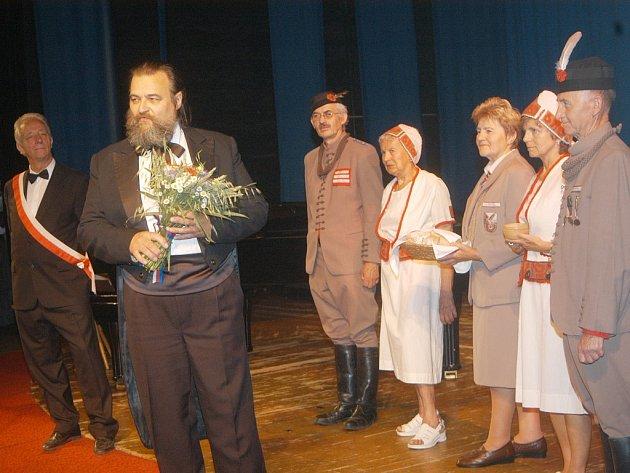Jičínský koncert ku poctě Antonína Dvořáka.