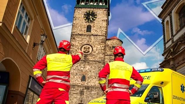 Jičínská věž: Pod Valdickou bránou se utkají záchranáři z celé republiky.