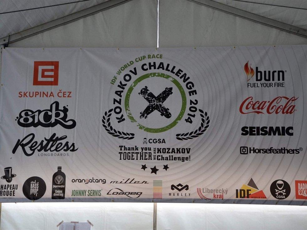 Kozákov Challenge 2014.