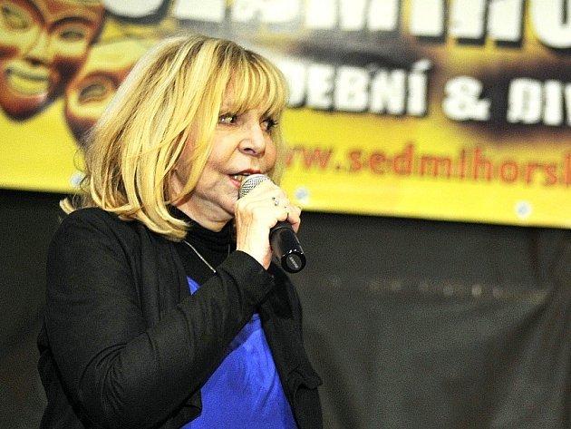 Hana Zagorová.