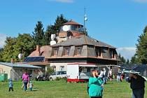 Ze zavírání turistické sezony na Zvičině.