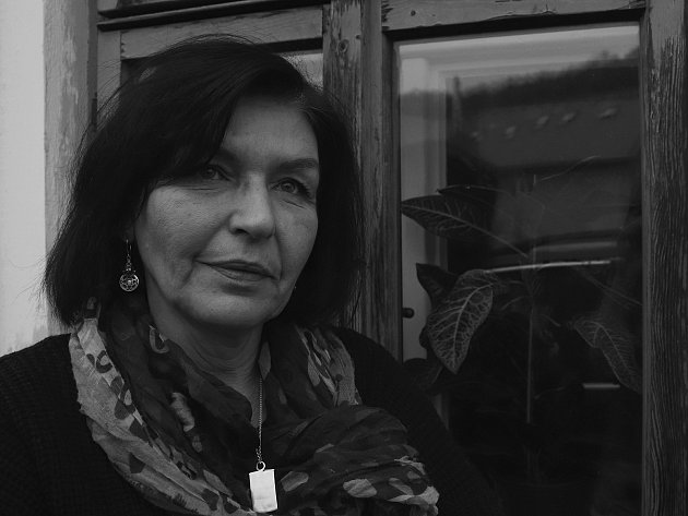 Martina Komárková, jedna ze scénáristek čtyřdílného filmu Božena.