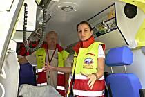 Novopačtí záchranáři.