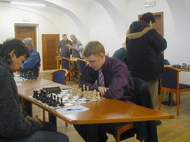 Šachista Oleg Spirin.