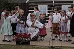 Mezinárodní folklorní festiválek v Hořičkách.