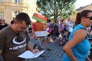 Zahájení festivalu Jičín město pohádky.