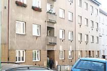 Jičínská ulice Českých bratří.