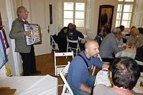 Muzejníci připravili odpoledne plné poučení i zábavy pro malé i velké návštěvníky.