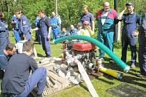 Sbor dobrovolných hasičů Stav.
