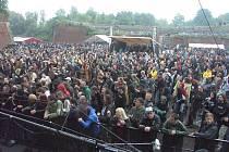 Z metalového festivalu Brutal Assault 2008.