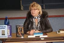 Spisovatelka Hana Marie Körnerová.