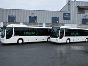 Autobusy firmy BusLine.
