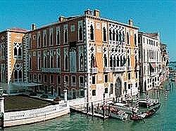Benátky, Itálie.