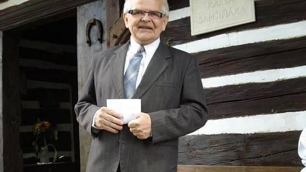 Historik Karol Bílek.