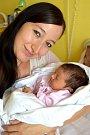JANA MÁLKOVÁ se narodila 11. července rodičům Martině a Janu Málkovým. Po porodu vážila 3,10 kg a měřila 50 cm. Společně žijí v Radimi. Doma na sestřičku čeká čtyřletá Adélka a dvouletá Anička.