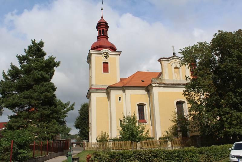 Do kostela sv. Ducha se přesouvá program Foerstrových dnů kvůli rekonstrukci kulturáku.