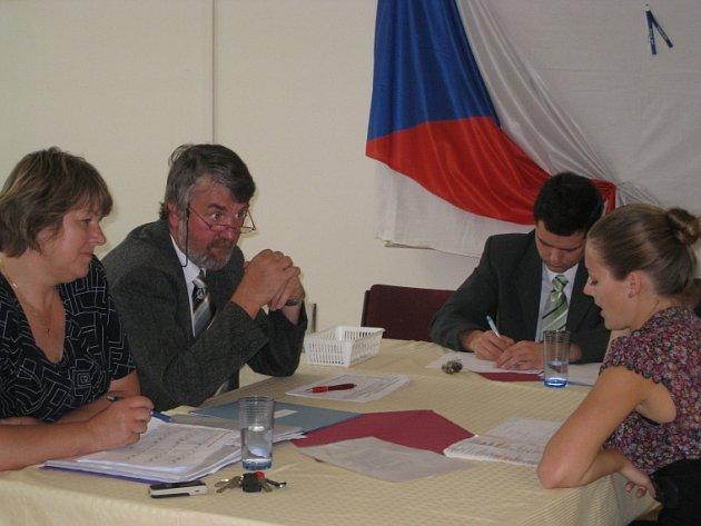 Maturity 2009 v Masarykově obchodní akademii v Jičíně