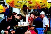 Konzumenti pivního mohu se sešli v Mladějově.