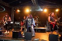 Z hořického Rock Festu.