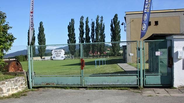 Valdické hřiště je uzavřeno.