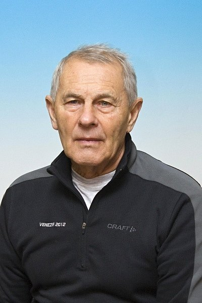 JAROSLAV HAVLÍK (Sportcentrum Jičín) Orientační běžec, mistr světa veteránů ve sprintu, 4. v dlouhém závodě, dvojnásobný mistr republiky, 1. v žebříčku.