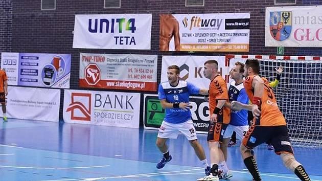 HÁZENKÁŘI Jičína na zahraničním turnaji v polském Glogówě, první herní prověrce v letní přípravě.