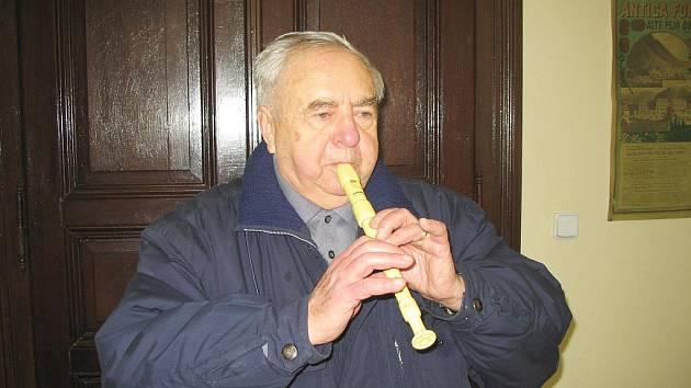 Jaroslav Kaplan s vánočním přáním.